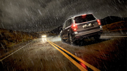 How To Drive Safely In The Rain