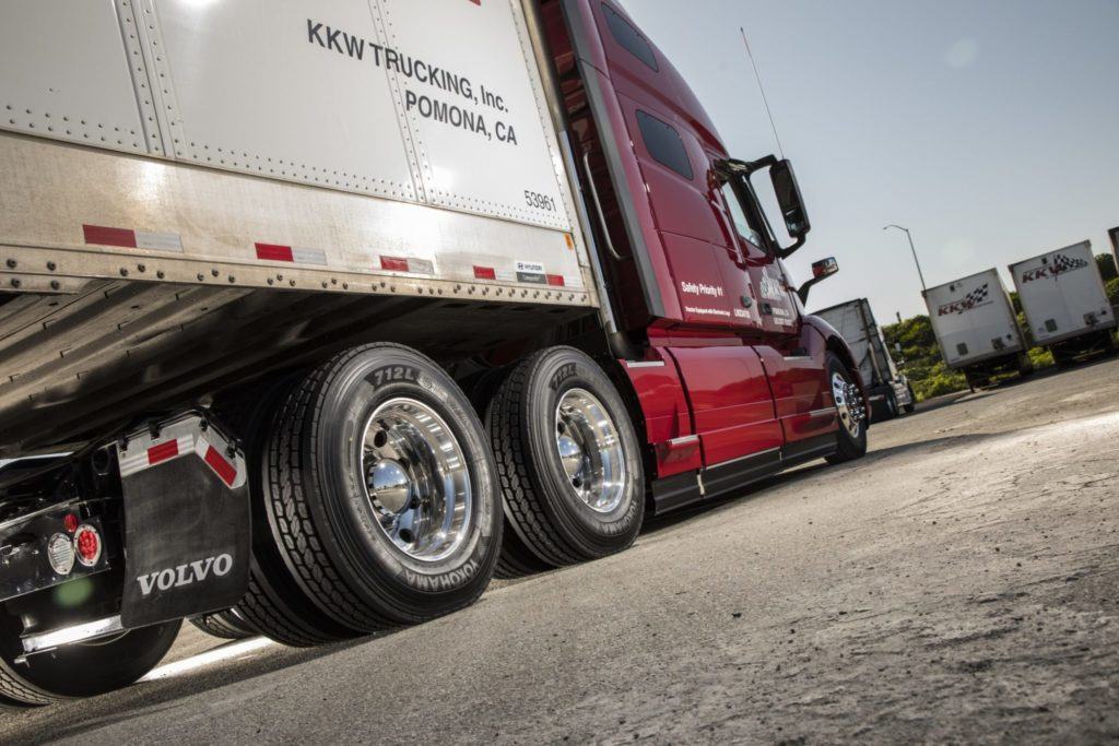 The Right Truck Tires