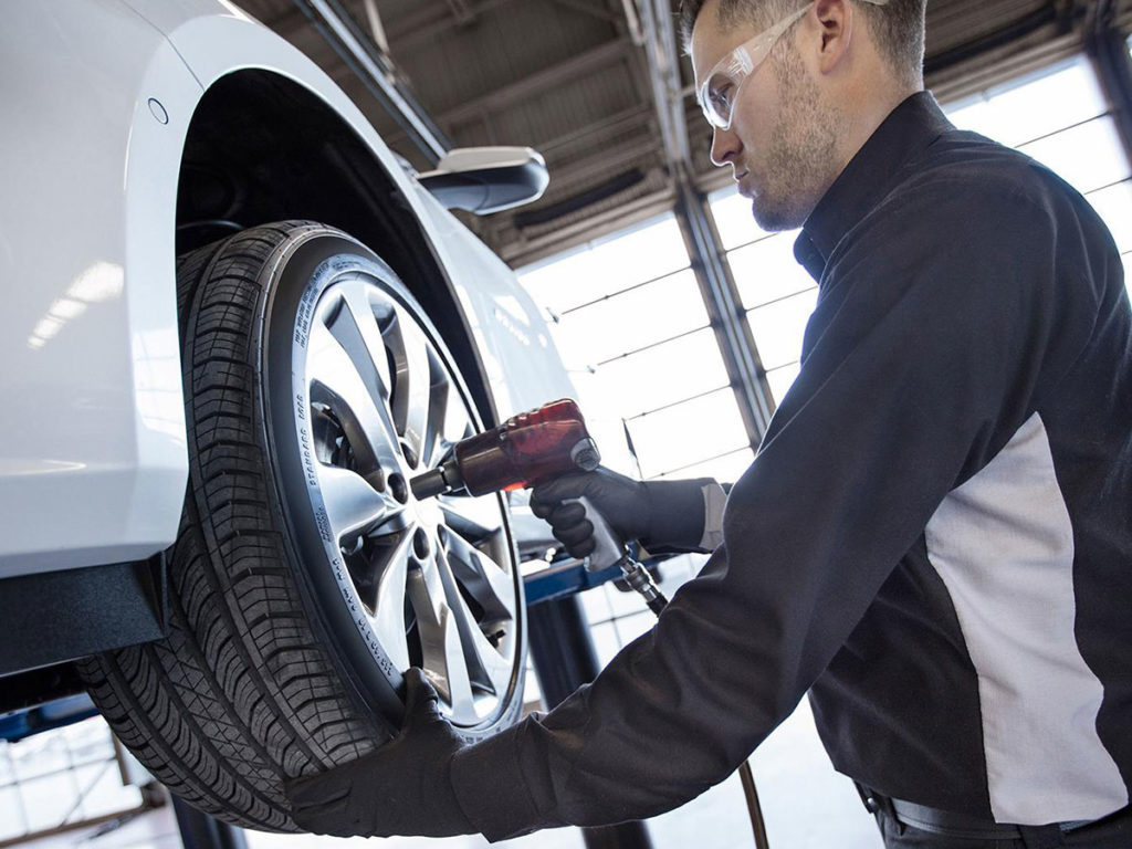 Tire Rotation For Good Tire Maintenance