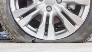 What To Do When Your Tire Blows Out